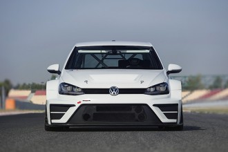 VW Golf TCR to be tested under racing conditions