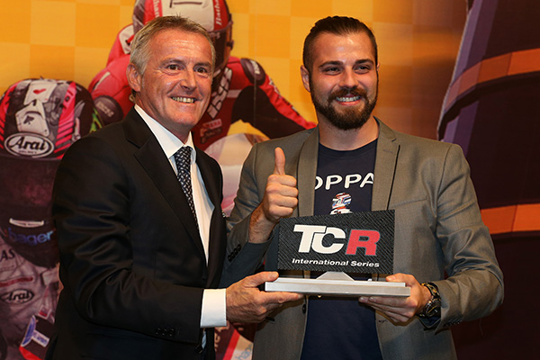 The night of the TCR International Series awards