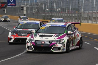 Michael Choi clinched the TCR Asia title