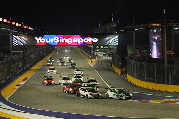 TCR International Series unveils 2016 calendar