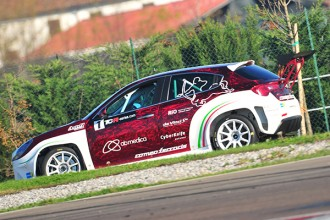 Testing programme continues for the Giulietta TCR