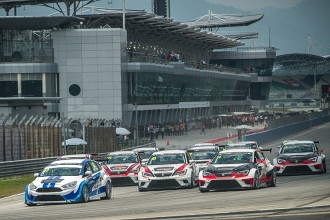 The 2016 TCR Asia Series calendar was unveiled