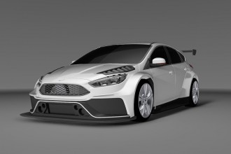FRD Motorsports to build new Ford Focus TCR