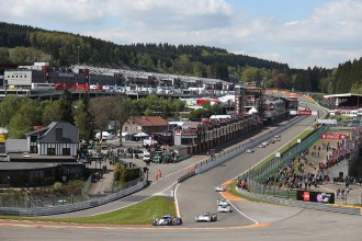 Media accreditation procedure for Spa-Francorchamps