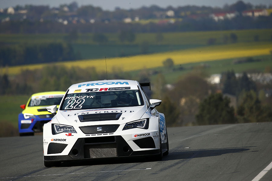 TCR Germany: Proczyk wins Sachsenring Race 1