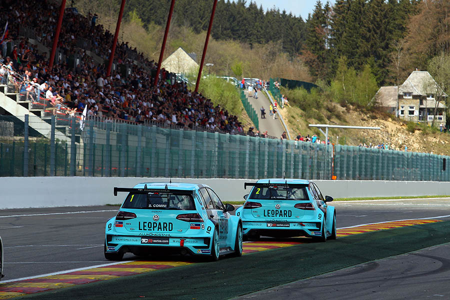 Race 2 - Triumphant day for Vernay and Leopard Racing