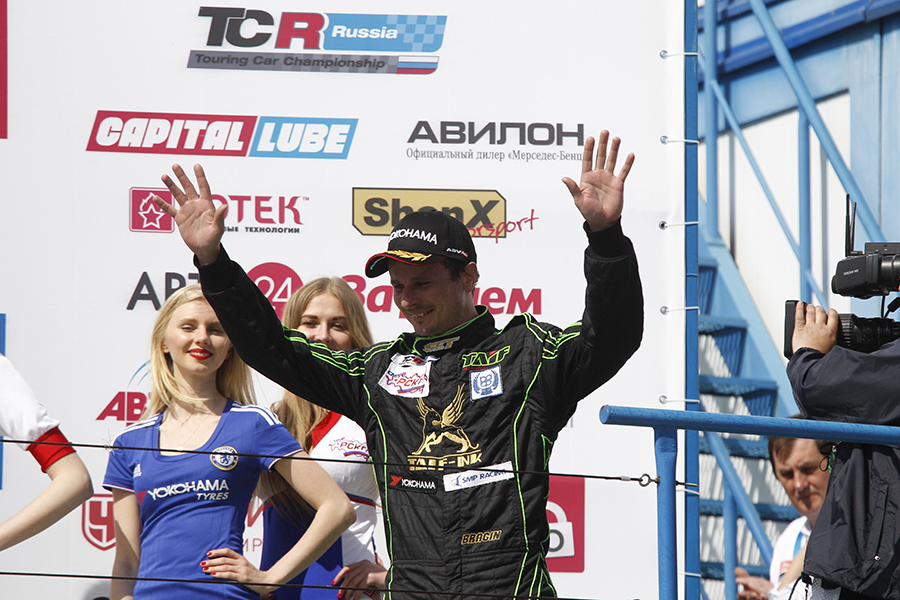 TCR Russia: One more victory for Bragin