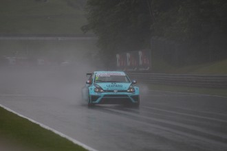 Proczyk's grid penalty hands pole to Vernay