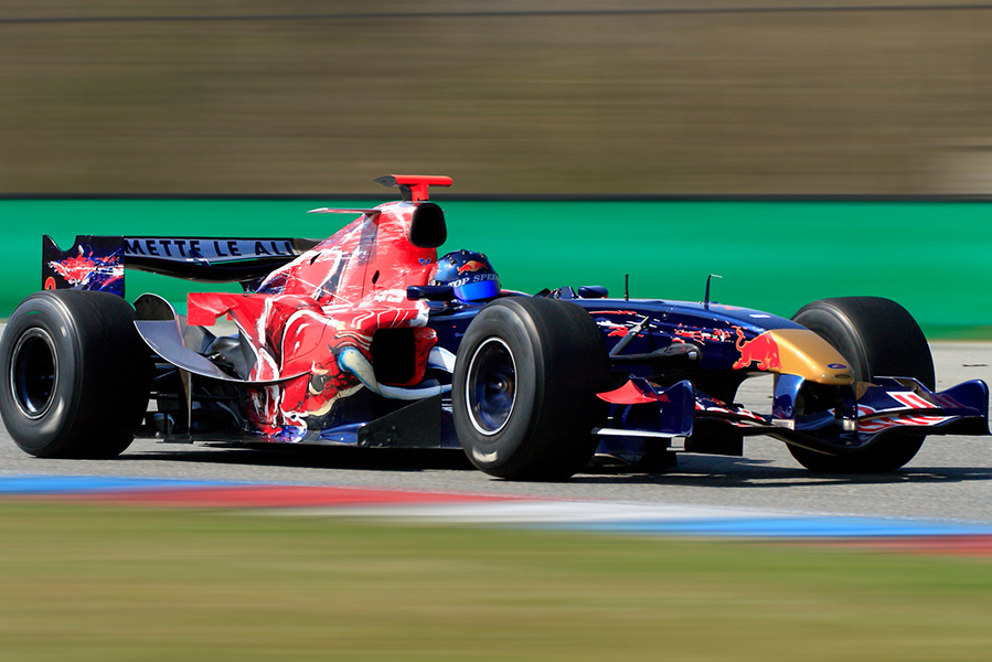 F1 and GP2 cars to entertain spectator at Salzburgring