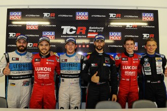 Quotes from the podium finishers at Salzburgring