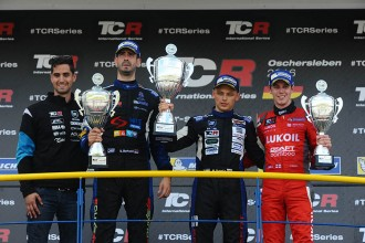 Quotes from the podium finishers at Oschersleben