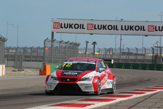 TCR Russia: First victory for Karamyshev