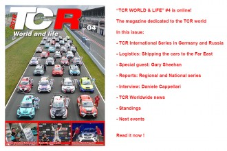 TCR World & life – the fourth issue is online !