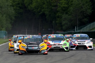 TCR weekend live from Netherlands and Italy