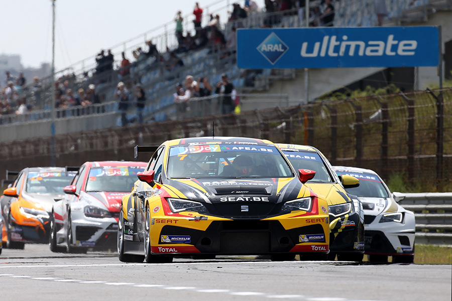 TCR Benelux – RACB Team wins Qualifying Race