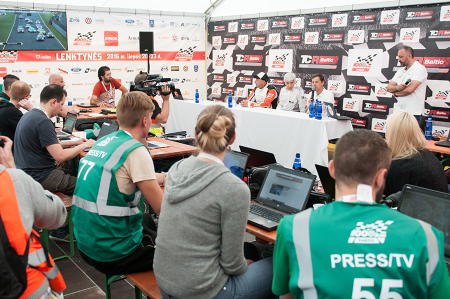 Palanga to host the TCR Baltic Trophy in 2017