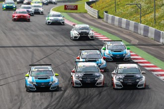 TCR Germany – Files and Kirsch win one apiece