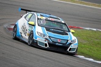 TCR Germany – Files wins Race 1 from Opel duo