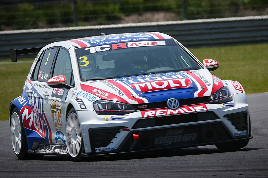 TCR Asia – Andy Yan stakes a claim on the title