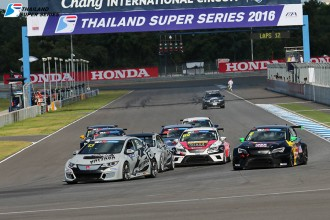 TCR weekend live from Spain and Thailand