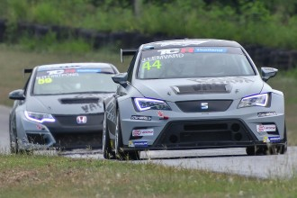 TCR Thailand: Lemvard takes the lead