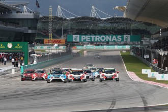 TCR returns to Sepang 18 months after its maiden event