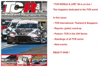TCR World & life – the sixth issue is online !