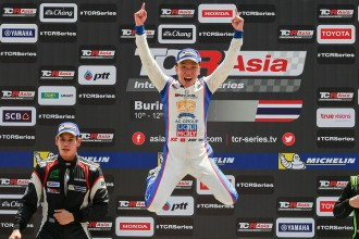 TCR Asia leader joins the International Series at Sepang