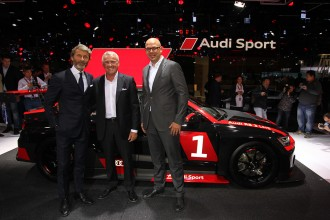Marcello Lotti: Audi believes in the TCR concept