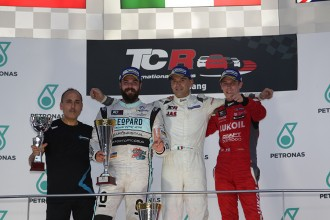 Quotes from the podium finishers in Sepang Race 1