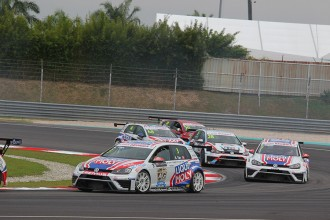 TCR Asia – Andy Yan was crowned the new champion