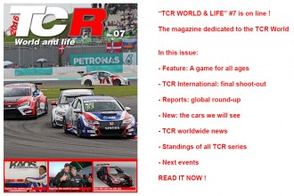 TCR World & life – the seventh issue is online !