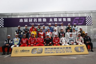 Drivers are ready for the TCR International finale