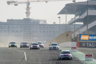 TCR Middle East – Engstler wins as Homola gets penalty