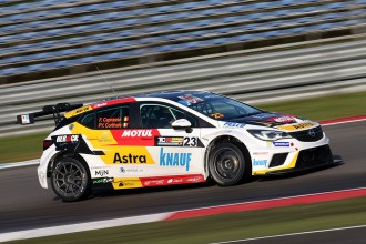 DG Sport to run two Opel cars in TCR International