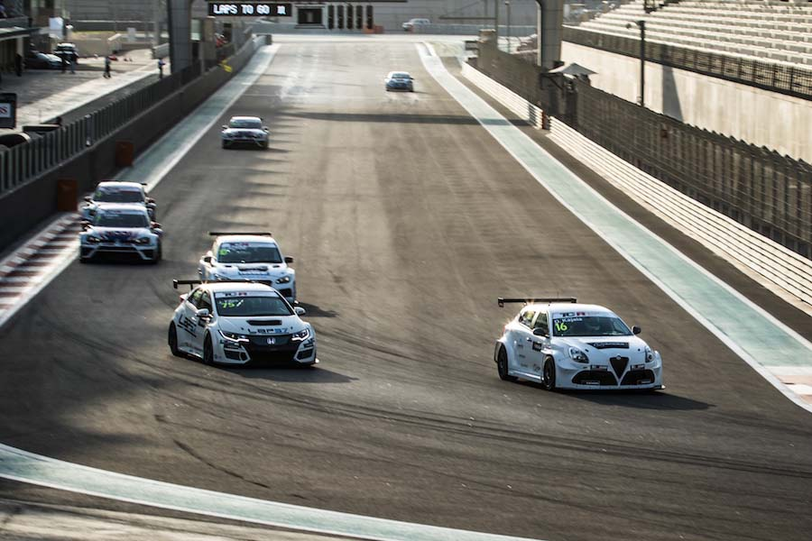 TCR Middle East - Kajaia makes Files work for the win