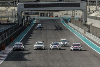 TCR Middle East - Files completes clean sweep of results