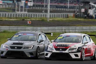 TCR Thailand finale live on the Internet