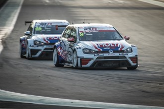 A four-way fight for the inaugural TCR Middle East title