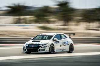 TCR Middle East - Files takes hard-fought pole at Bahrain