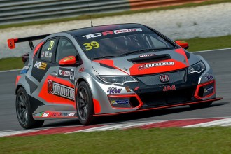 TCR Asia - Lai and Kaathir excluded for parc-fermé infringement