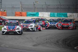 TCR Asia – Volkswagen cars dominated in Sepang