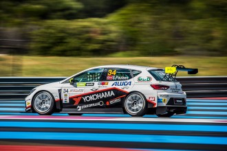 Paulsen aims at the TCR European Trophy