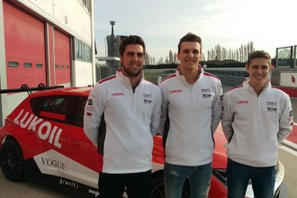 Nash, Oriola and Valente to team at Lukoil Craft-Bamboo