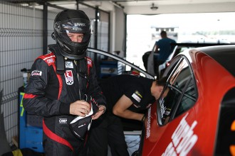 Vesnić to race an Audi in the European Trophy