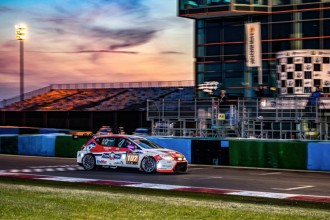 SEAT cars fill podium in 12H Magny-Cours