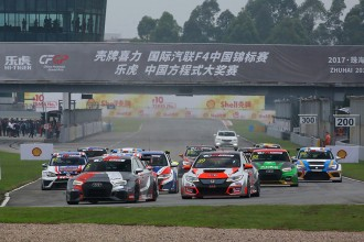 TCR Asia – Thong and Sritrai shares wins in Zhuhai