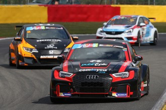 TCR Benelux: Wins for Audi, Opel and SEAT at Spa