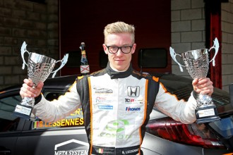 Benjamin Lessennes joins the International Series at Spa