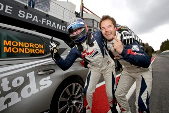 The Mondron brothers go International at Spa